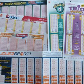 Swiss Loto - Paris Sportifs- Eurmilions - Banco etc..