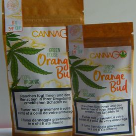CBD Orange Bud artisanal